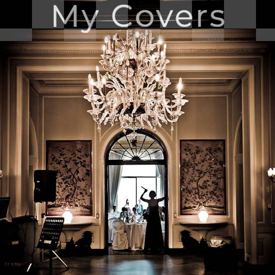 Copertina Album My Covers