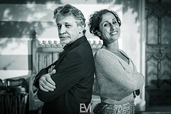 Giulia Guido con Roberto Pirola
